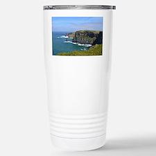 Cliffs of Moher Stainless Steel Travel Mug
