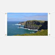 Cliffs of Moher Banner