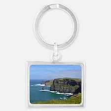 Cliffs of Moher Landscape Keychain