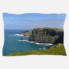 Cliffs of Moher Pillow Case