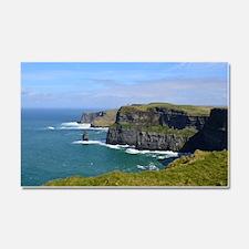 Cliffs of Moher Car Magnet 20 x 12