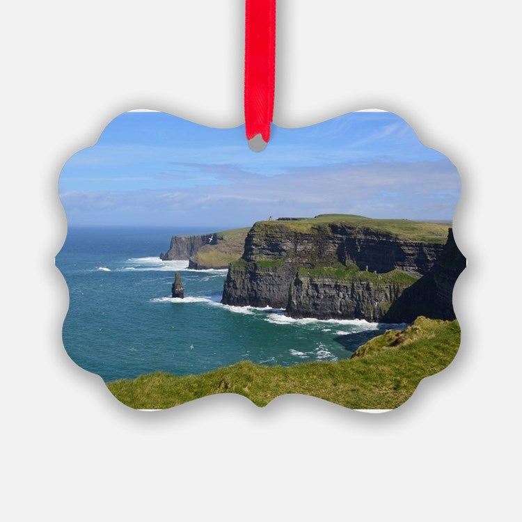 Cliffs of Moher Ornament