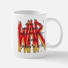 war does not Mug