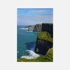 Gorgeous Cliffs of Moher Views Rectangle Magnet