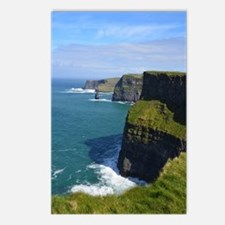 Gorgeous Cliffs of Moher  Postcards (Package of 8)
