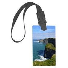 Gorgeous Cliffs of Moher Views Luggage Tag