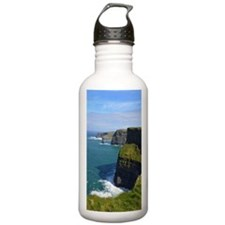 Gorgeous Cliffs of Moh Water Bottle