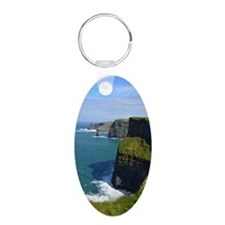 Gorgeous Cliffs of Moher Vi Keychains