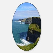 Gorgeous Cliffs of Moher Views Decal