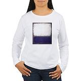 Rothko Long Sleeve T Shirts