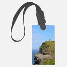 O'Brien's Tower Cliffs of Moher Luggage Tag