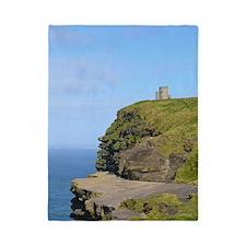 O'Brien's Tower Cliffs of Moher Twin Duvet