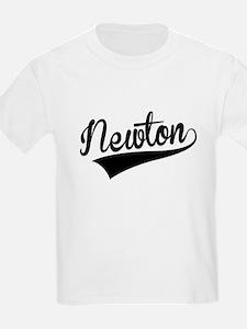 Newton, Retro, T-Shirt