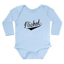 Nichol, Retro, Body Suit