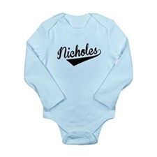 Nicholes, Retro, Body Suit