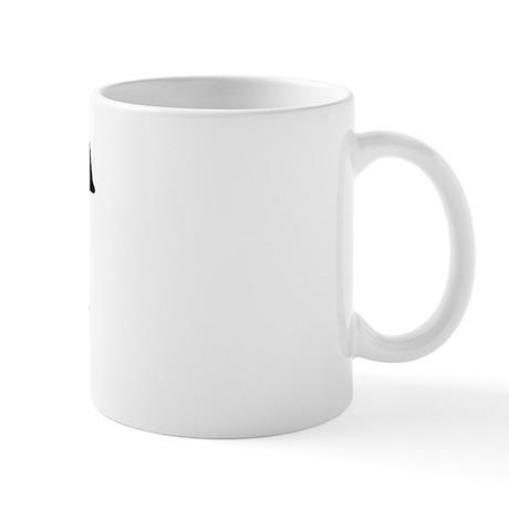 Serena loves mommy Mug