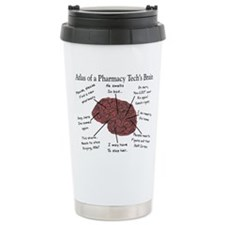 Funny Pharmacy tech Travel Mug