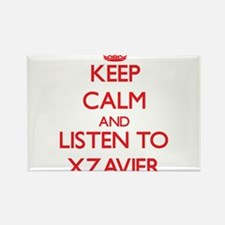 Keep Calm and Listen to Xzavier Magnets