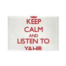 Keep Calm and Listen to Yahir Magnets