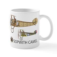 Sopwith Camel Mug Mugs