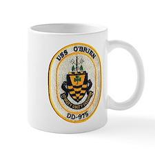 USS O'BRIEN Mug