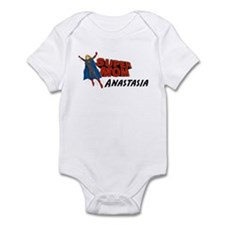 Supermom Anastasia Infant Bodysuit