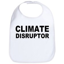 Climate Disruptor Bib