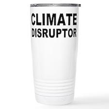 Climate Disruptor Travel Mug