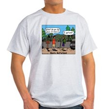 I get wet T-Shirt
