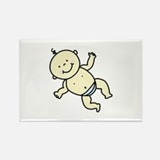 Cute Baby Magnets
