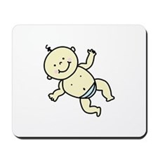Cute Baby Mousepad