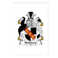 Hubbard Postcards (Package of 8)
