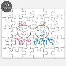 TWO CUTE Puzzle