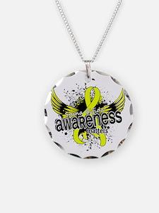 Spina Bifida AwarenessMatter Necklace