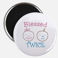 Blessed TWICE Magnets