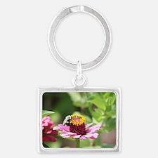 Nectar Collector Landscape Keychain