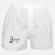 Spina Bifida Awareness6 Boxer Shorts