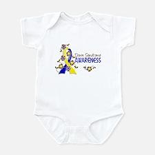Spina Bifida Awareness6 Infant Bodysuit