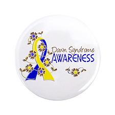 """Spina Bifida Awareness6 3.5"""" Button"""