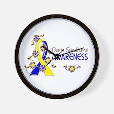 Spina Bifida Awareness6 Wall Clock