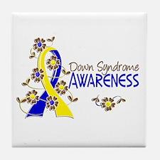 Spina Bifida Awareness6 Tile Coaster