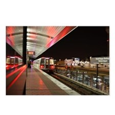 DC Metro Postcards (Package of 8)