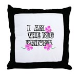I am the Big Kahuna Throw Pillow