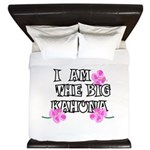 I am the Big Kahuna King Duvet
