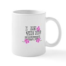 I am the Big Kahuna Mugs