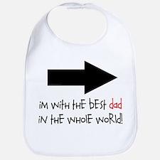 For Daughter Bib