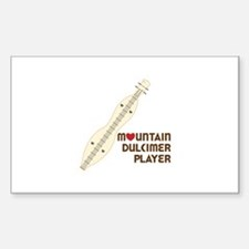 MOUNTAIN DULMICER PLAYER Decal
