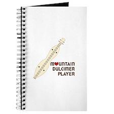MOUNTAIN DULMICER PLAYER Journal
