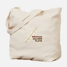 MOUNTAIN DULMICER PLAYER Tote Bag