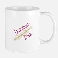 Dulcimer Diva Mugs